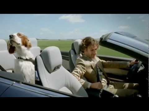 mercedes e class convertible spot 39 dog 39 commercial youtube
