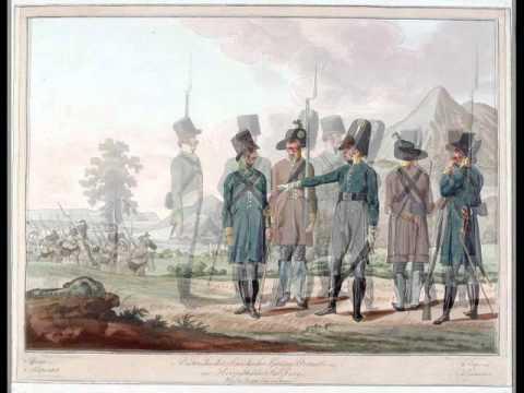 Austrian Landwehr 1809 / Yorcker Marsch