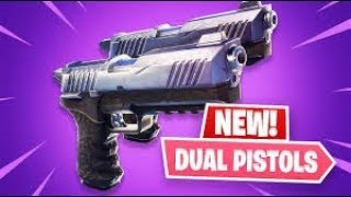*New* Fortnite battle Royal news and patch notes old pistols returning to fortnite Battle Royale