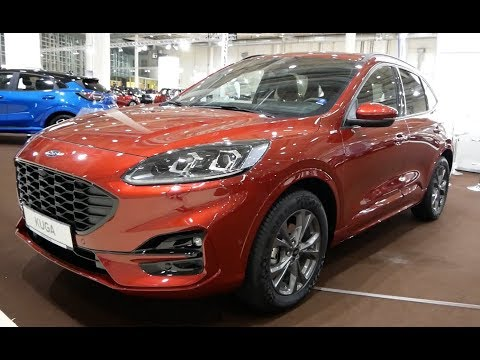 2020 - 2021 New Ford Kuga Exterior And Interior