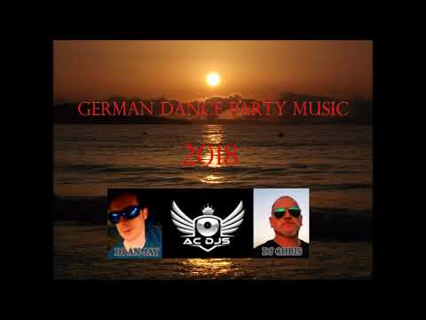 Deutsche Party Mix 2018