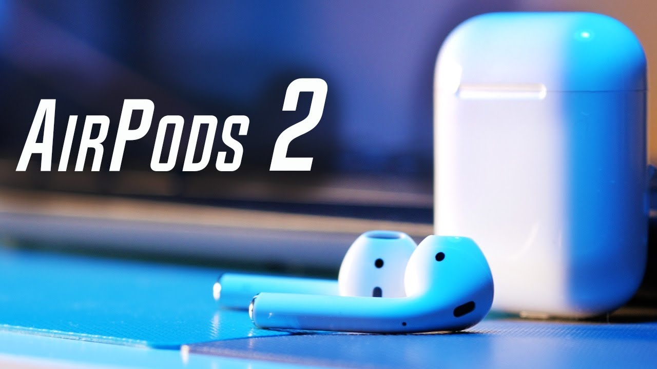 6f031c6a858 Apple AirPods 2 | (What to expect in 2018) - YouTube