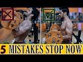 5 BIGGEST BICEPS (BARBELL-CURL) MISTAKES | STOP DOING NOW FOR BIGGER BICEPS