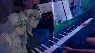 Yosuga no sora OST - Old Memory Piano Cover Resimi