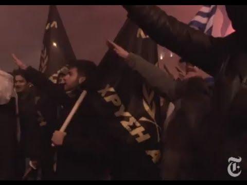 Golden Dawn: Inside Greece's Far-Right Fringe