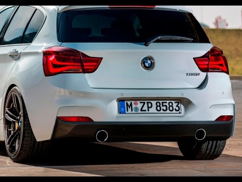 Photoshop CS6 - Bmw Serie 1 rear facelifted 2015 -PSA-