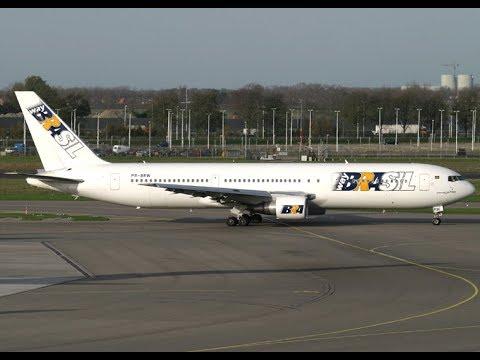 FSX - VOO DE FORTALEZA PARA MANAUS (FOR-MAO) BOEING 767 300ER BRA