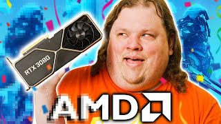AMD's gift to ALL gamers - FidelityFX Super Resolution