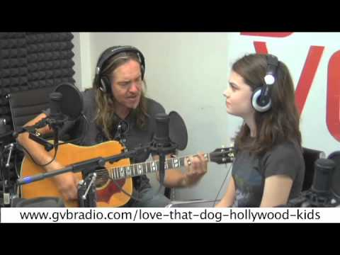 Brad Smith sings Blind Melon's No Rain on LTDH Kids & Animals Radio Show