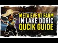 Guild Wars 2 - Quick Guide to Lake Doric Farms + TacO Markers