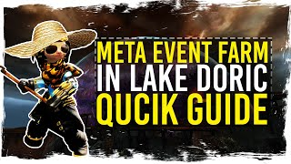 Guild Wars 2 - Quick Guide to Lake Doric Farms / 1080p 50fps