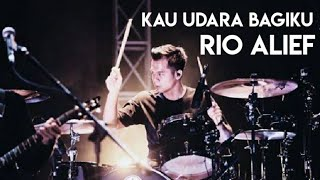Drummer NOAH RIO ALIEF KAU UDARA BAGIKU