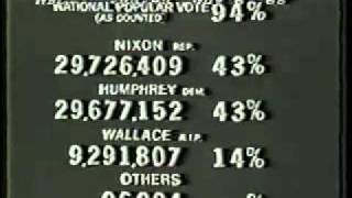 Nixon Wins Election 1968 ElectionWallDotOrg.flv