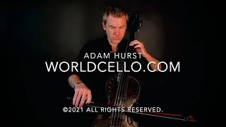 The Secret ~ Adam Hurst, Original Cello and Electric Piano, Dreamy Music