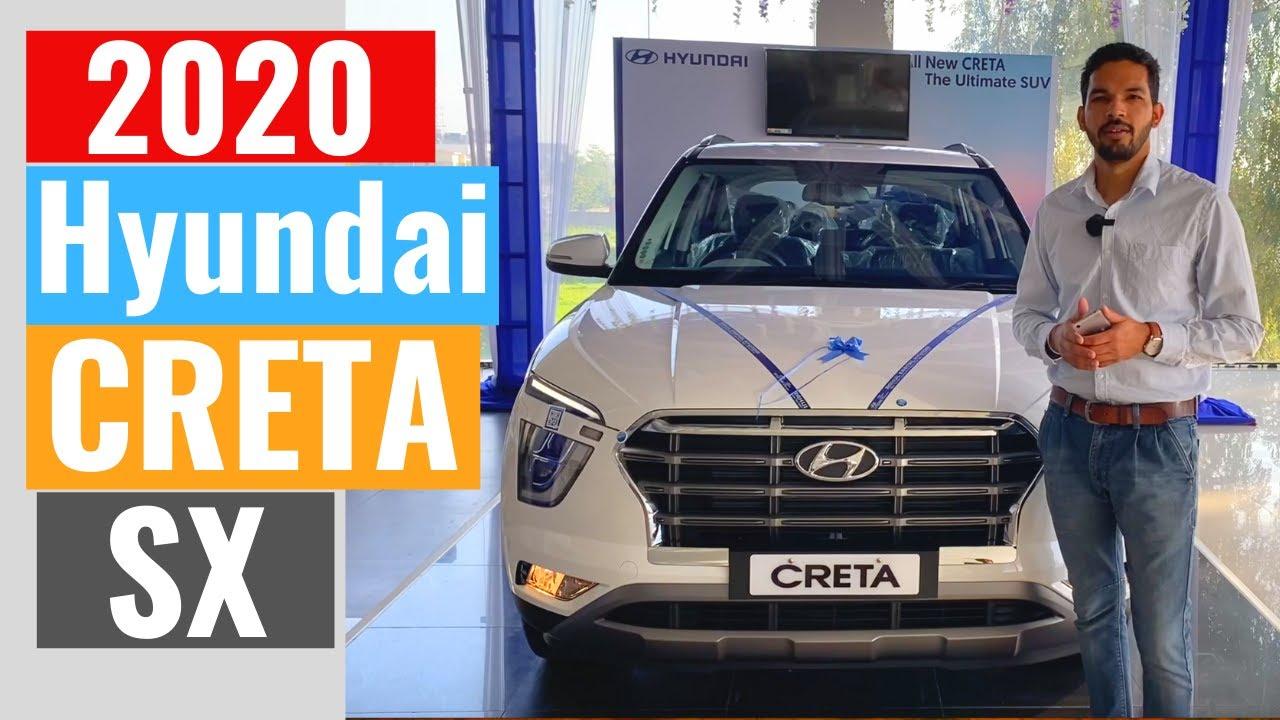 2020 Hyundai Creta Sx Variant Review New Hyundai Creta Hyundai Creta Price Carquest Youtube