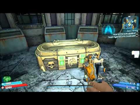 Borderlands 2 Cheat Engine table ~Steam~ [Golden Keys, Godmode, No Reload and more!]