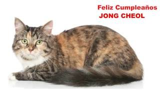 JongCheol   Cats Gatos - Happy Birthday