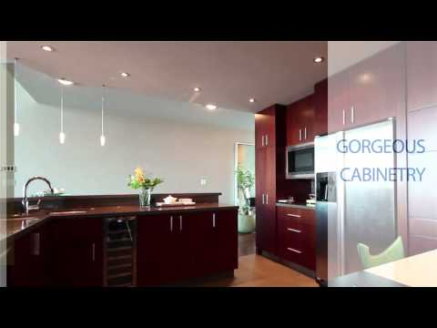 Gorgeous Luxurious Hotel Inspired Townhouse on Marinaside Crescent, Vancouver BC, Canada