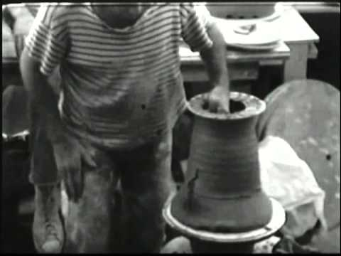 Part 8 of 9 - Peter Voulkos Demo 1974 Kansas City Art Inst