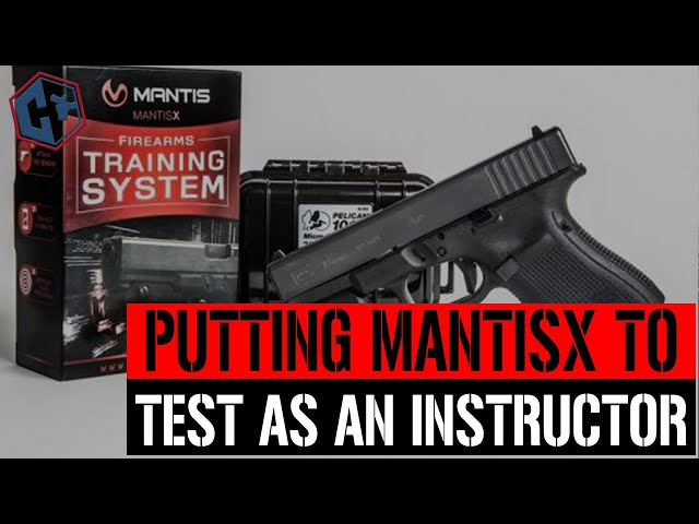 Putting MantisX to the Test as Instructors