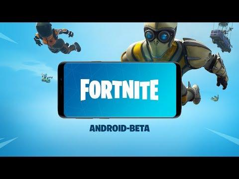 Fortnite Battle Royale Beta Auf Android Gestartet Insidexbox De