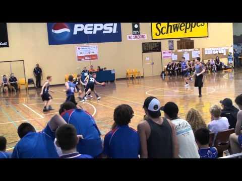 u14 Boys Australia Club Championships.  Basketball