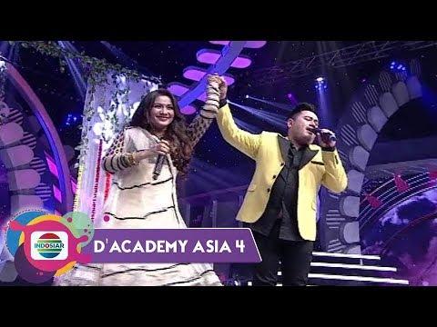 Duet Nostalgia Nassar Feat Shreya Maya 'O SAHIBA'..Begitu Indah | DA Asia 4