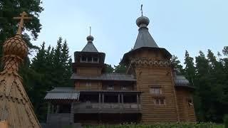 Валаам Колокольный звон скита Ильи Пророка.  2011 год
