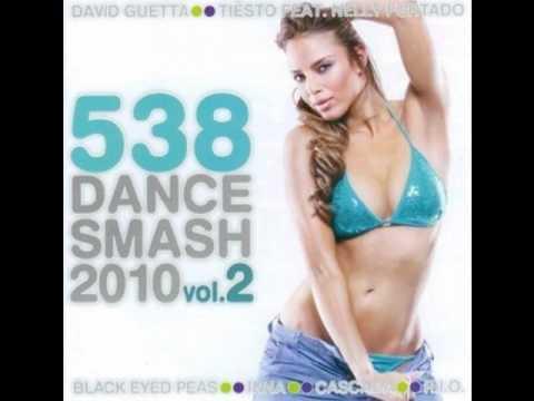 538 Dance smash 2010 Vol 2- Can't hold back-bellatrax ft tina cousins