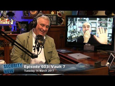 Security Now 603: Vault 7