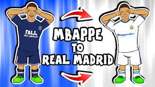 🤯MBAPPE to REAL MADRID!🤯 (PSG to accept the transfer?)