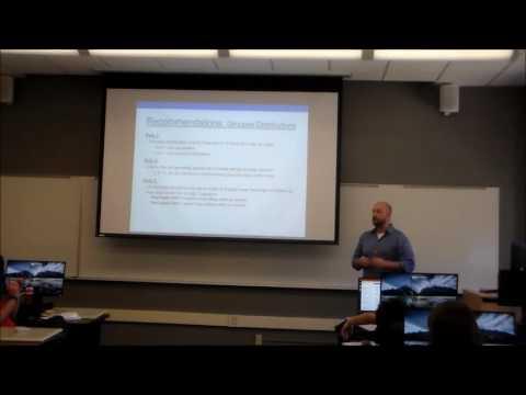 Describing and Exploring Data (Psyc 5060 Lecture 2)