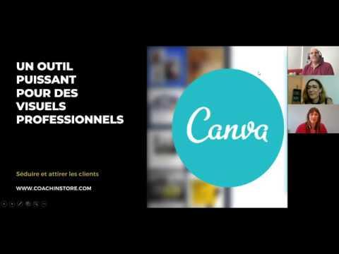 Préparer et construire une vidéo sur votre produit en 30 minutes avec Canva