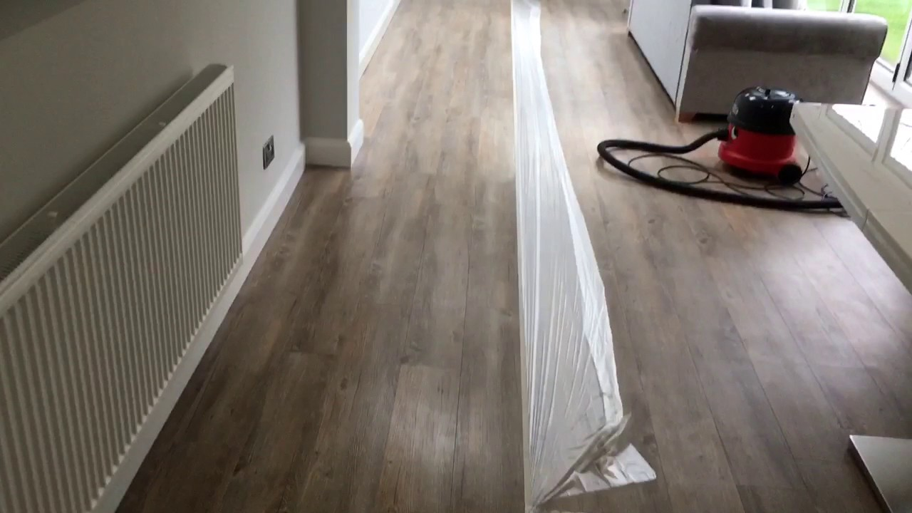 Karndean Floor Cleaning Hull