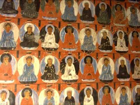 Mogoa ancient UFOs? Thousand Buddha Caves
