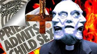 Priests That Turned Into PREDATORS | SERIOUSLY STRANGE