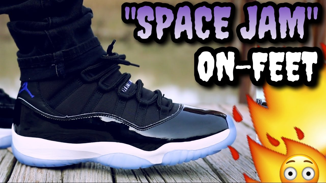 space jam 11