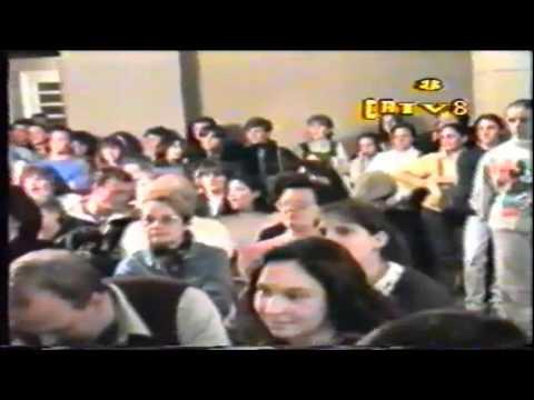 Despedida Sextos años Liceo 1 San Carlos 1996