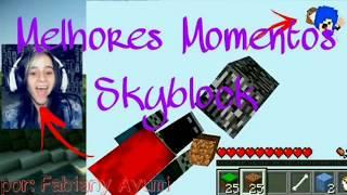 Melhores Momentos Sky Block - Moonkase e Jvnq