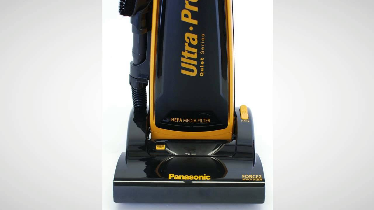 Vacuum Cleaner Commercial Panasonic Commercial Upright