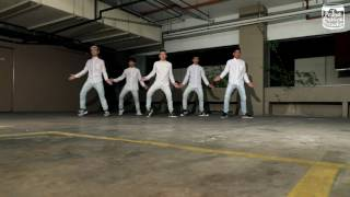 alone by marshmello   rjvn danny lee choreography