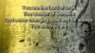 Wonder of Wonders w/lyrics