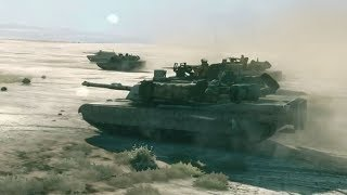 US Tank Charge - Battlefield 3