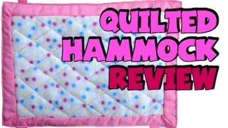 Hammock Review 2/4: Quilted Hammock