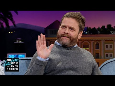 The Price Was Wrong for Zach Galifianakis
