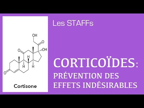 Corticoïdes: Prévention Des Effets Indésirables