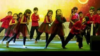 Hello Hunny Bunny Madhav International School