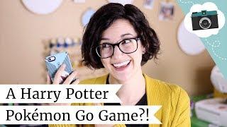 Wizards Unite! A Harry Potter Pokémon Go Game? | @laurenfairwx