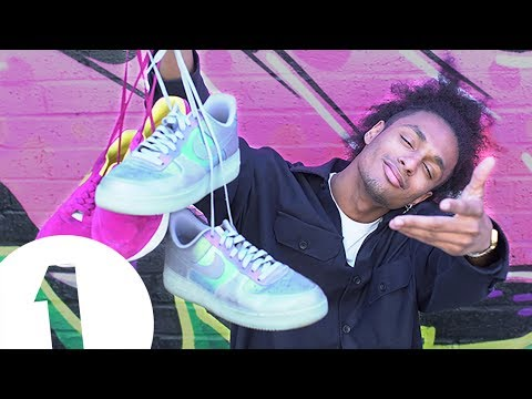 Can Unknown Blasian convert a pair of trainers into £1000?