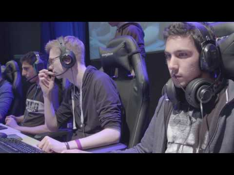 Swiss Gaming Challenge 2017 - Saturday, League of Legend Final
